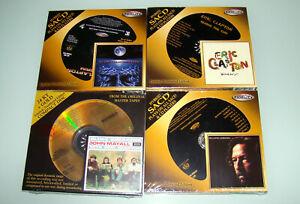 Eric Clapton/Bluesbreakers Audio Fidelity 3x SACD +24kt Gold CD Ltd numb Edition