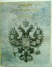 Sotheby London December 14 15 1995 The Russian Sale