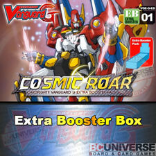 G-EB01: Cardfight!! Vanguard G Extra Booster Box: Cosmic Roar
