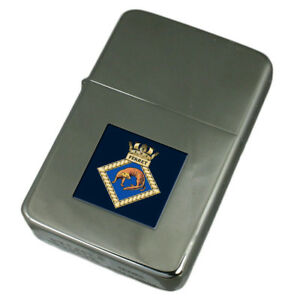 Royal Navy Ferret Engraved Lighter