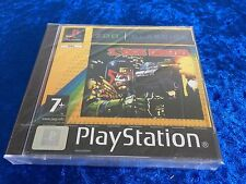 Judge Dredd for the Original Playstation 1 PS1 PSX Rare NEW Sealed shooter