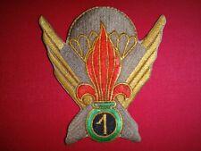 Indochine War Patch Français 1st Etranger Parachute Lourd Mortier Company