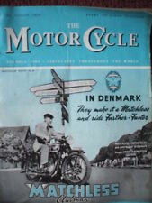 Motorcycle 1st Edition August Magazines