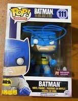 Frank Miller Signed Batman Dark Knight Returns 111 Funko Pop - JSA NN27976 -READ