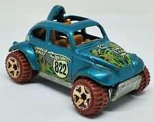 Hot Wheels Jungle Rally VW Bug Dune Buggy Blue