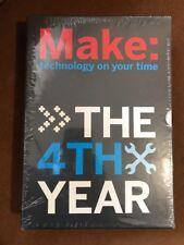 Make Magazine: The Fourth Year: Volumes 13-16