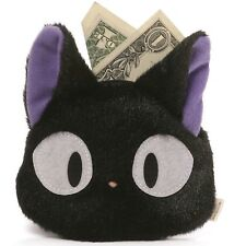 Gund 4059298 Studio Ghibli Kiki's Delivery Service Jiji Cat Coin Purse