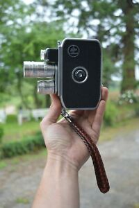 Caméra Bolex Paillard B8L Objectif Berthiot Cinor 8MM