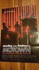 Standing Shadows Motown 27x40 Folded Movie Poster Music Documentary Funk Detroit