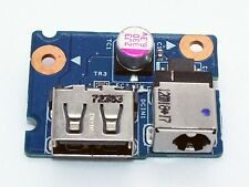 Lenovo G580 DC Power Jack Socket USB Port Connector Charging Board DC IN Board