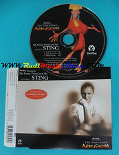 CD Singolo Sting My Funny Friend And Me 0125355DNY GERMANY 2001 no lp mc(S23)