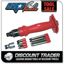 "SP Tools 10 Piece 1/2"" Drive Heavy Duty Impact Driver Set - SP34035"