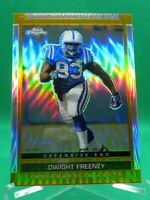 2003 Topps DPP Chrome Gold Refractor#108Dwight Freeney NICE Indianapolis Colts