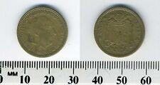 Spain 1963 (1966) - 1 Peseta Aluminum-Bronze Coin - Francisco Franco - #1