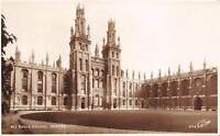 BR65466 all souls college oxford real photo   uk
