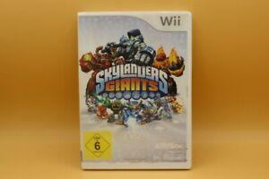 Skylanders Giants (Nintendo Wii) - OVP PAL