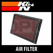 K&N High Flow Replacement Air Filter 33-2877 - K and N Original Performance Part