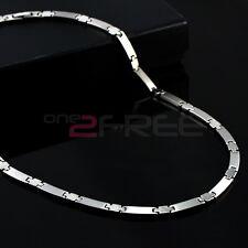 Power Ionics Pure Germanium Genuine 100% Titanium Necklace Balance Body w/Box