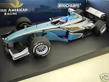 F1 BAR 01 SUPERTEC testcar formule 1 VILLENEUVE 1/18 MINICHAMPS 180990120 voitur