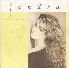 SANDRA 7'' Heaven Can Wait - FR