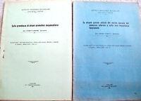 1930 ZOOLOGIA BIOLOGIA ISTITUTO ANATOMICO DI CAGLIARI DIRETTO DA L. CASTALDI