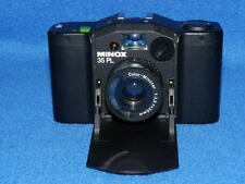 MINOX 35 PL KAMERA MIT COLOR-MINOTAR 2,8/35mm CAMERA