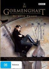 Gormenghast (DVD, 2-Disc Set)  Region 4 - Very Good Condition