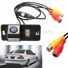 Waterproof 170° Night Vision CMOS Car Rear View Back Up Camera for BMW E39 E46