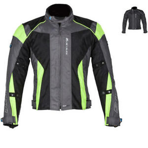 Spada Air Pro 2 Ladies Motorcycle Jacket Womens Motorbike Summer with Overjacket