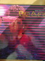 PATTI AUSTIN - EVERY HOME SHOULD HAVE ONE Qwest 56931 NMint  Vinyl  Quincy Jones