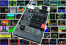 Brand new DivMMC EnJOY! SD card + Joystick interface for Sinclair ZX Spectrum!