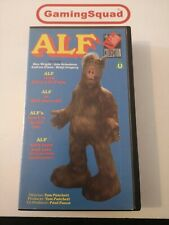 Alf Episodes 1-2 VHS Video PAL, Supplied by Gaming Squad