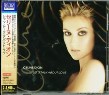 CELINE DION-LET'S TALK ABOUT LOVE-JAPAN BLU-SPEC CD2 D73
