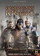 Barbarians Rising (DVD, 2016, 2-Disc Set)