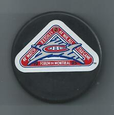 1993  44e Match D'etoiles   Forum De Montreal   Souvenir Hockey Puck
