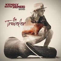 KENNY WAYNE SHEPHERD - THE TRAVELER   CD NEW