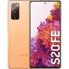 """Samsung Galaxy S20 FE FAN EDITION SM-G780 6,5"""" 6+128GB Dual Sim ARANCIONE"""