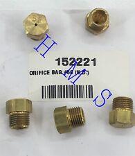 152221 ORIFICE # 58 (N.D.) PACKAGE OF 5