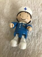 Tolo First Friends Nurse NHS Click Clack Moving Plastic Hand Toy