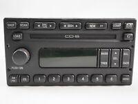 2001 - 2002 FORD ESCAPE RADIO AUDIO RECEIVER CD PLAYER UNIT 1C3F18C815AB OEM