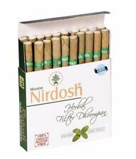 Nirdosh Nicotine-Free Herbal Cigarette for Quit Smoking Pack of 2