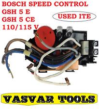 speed control gsh 5e/gsh 5ce 110v
