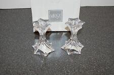 Mikasa Firestar Made in Austria Candlesticks
