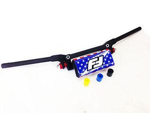 Fasst Flexx 12 Enduro Handle Bars Handlebars MX Honda CR / CRF American Flag