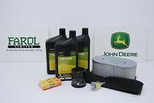 Genuine John Deere Service Filter Kit LG257 Ride On Lawnmower X520 X540