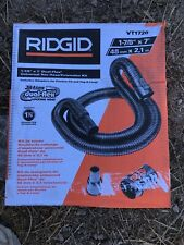 RIDGID Wet Dry Vacuum Hose Vac Cleaner Accessory Replacement Flexible Attachment