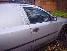 HEKO 25335 Wind & Rain Deflectors Vauxhall Astra Mk4 Van 1998>2005 Front Set New
