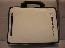 MOMO DESIGN MESSENGER SHOULDER BAG BRIEFCASE IVORY - BRAND NEW - $250