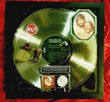 Waylon & Willie Platinum Award Certified 2-million seller - Grammy & Cma Winner