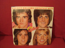 BAY CITY ROLLERS GREATEST HITS NEW SEALED ROCK LP